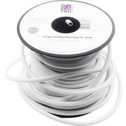 Kabel za zvonec 6 x 0.50 mm bele barve TRU Components 607065 20 m