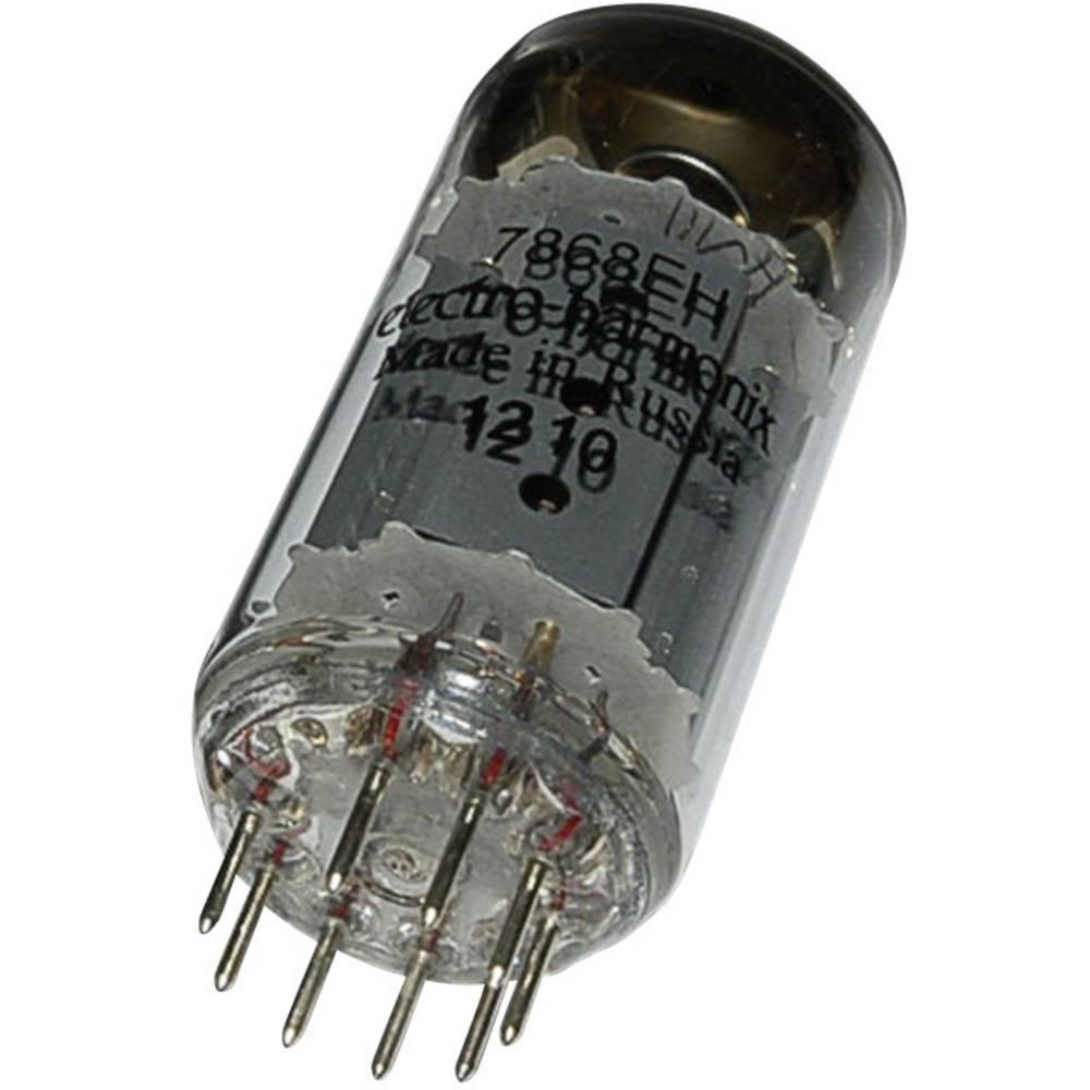 Elektronska cijev 7868 polovi:9 Sockel Magnoval, opis: Endbeamtetroda