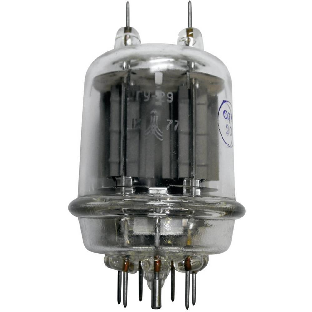 Elektronska cijev 829 B = GU 29 = SRS 4453 polovi: 7 SockelSeptar opis: Dual Endtetroda