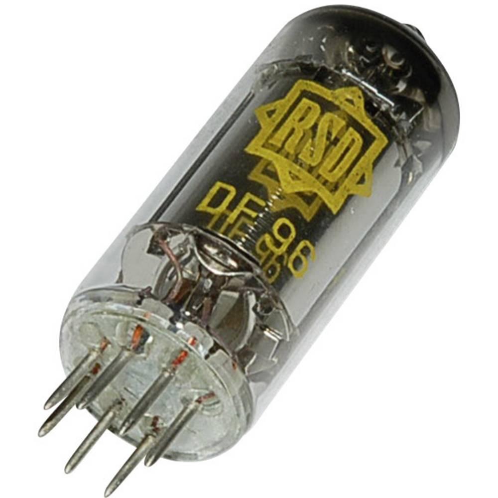 Elektronka DF 96 = 1 AJ 4 pentoda 120 V 1.65 mA št. polov: 7 podnožje: miniaturno