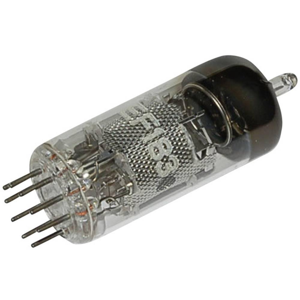 Elektronska cijev EF 183 polovi: 9 Sockel Noval, opis: pentoda