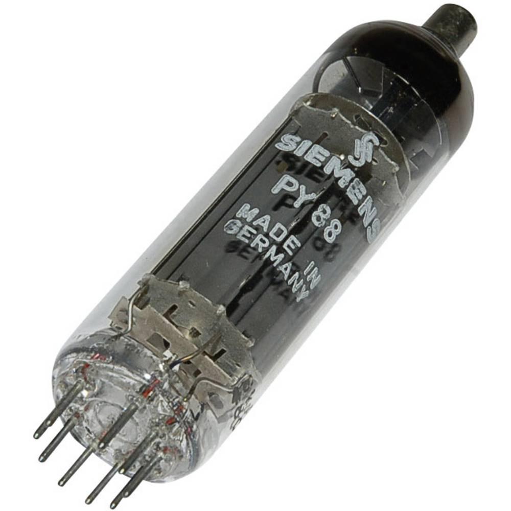 Elektronska cijev PY 88 = 26 AE 6 polovi: 9 Sockel Noval, opis: ispravljač