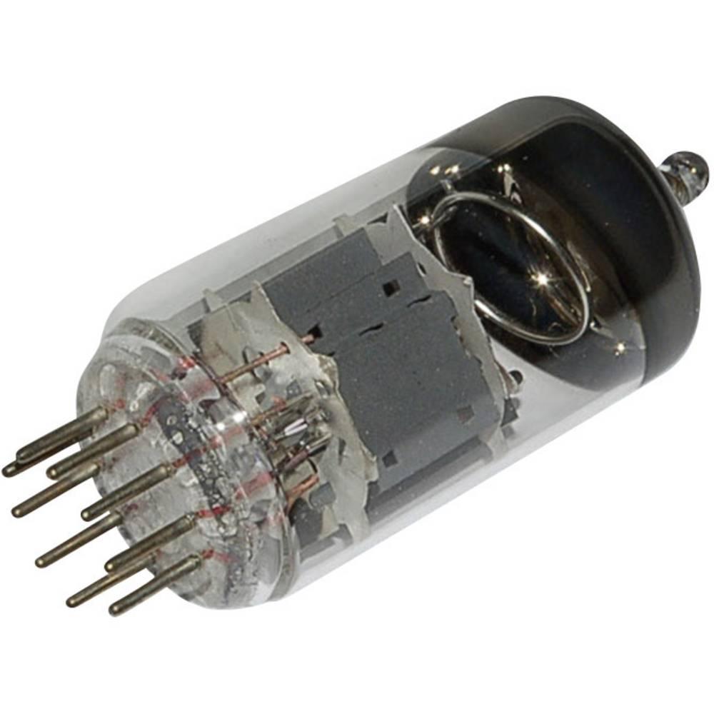 Elektronka UCC 85 dvojna trioda 100 V 4.5 mA št. polov: 9 podnožje: novalno