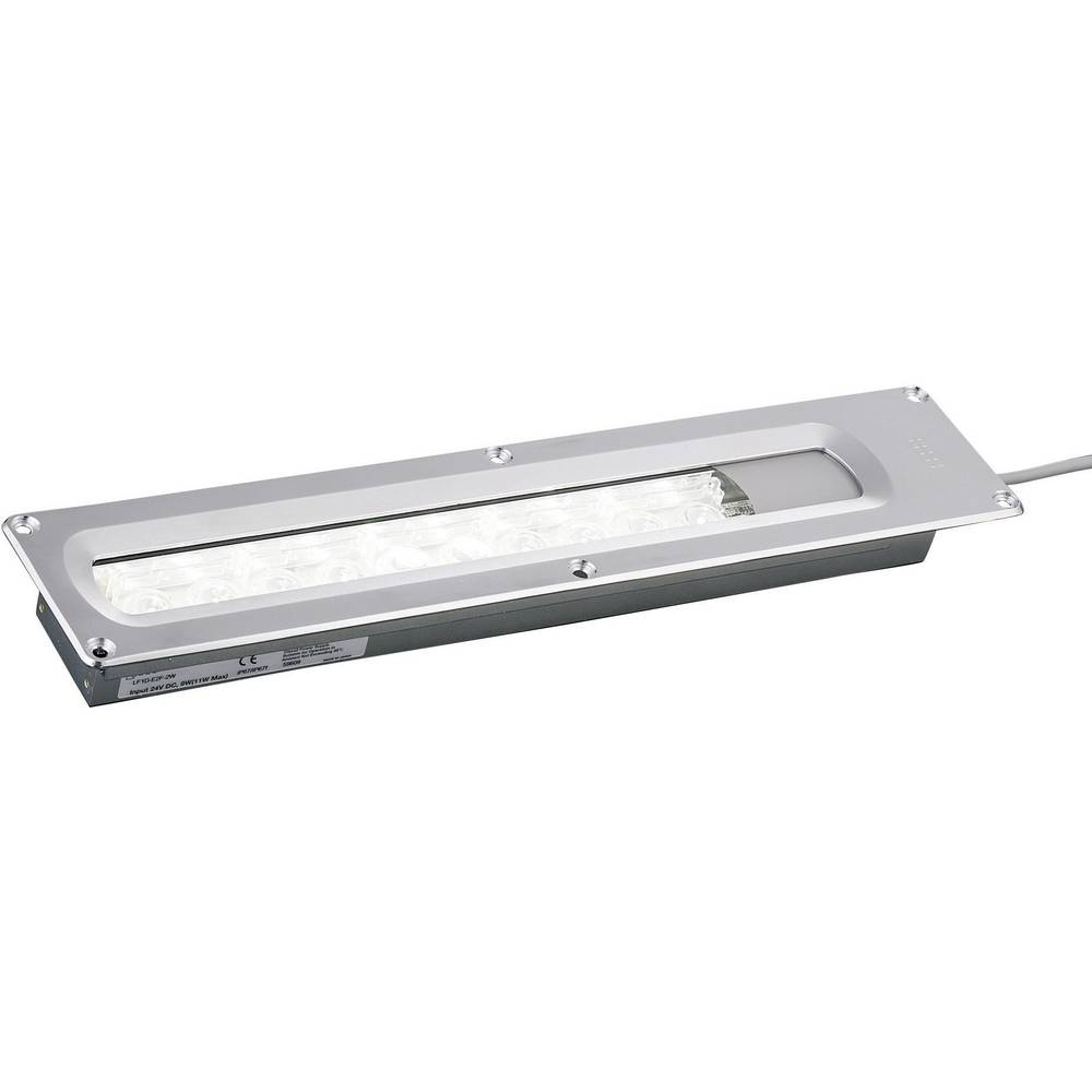 Idec LUMIFA Hvid 9 W 600 lm 24 V/DC (L x B x H) 389 x 80 x 33.7 mm
