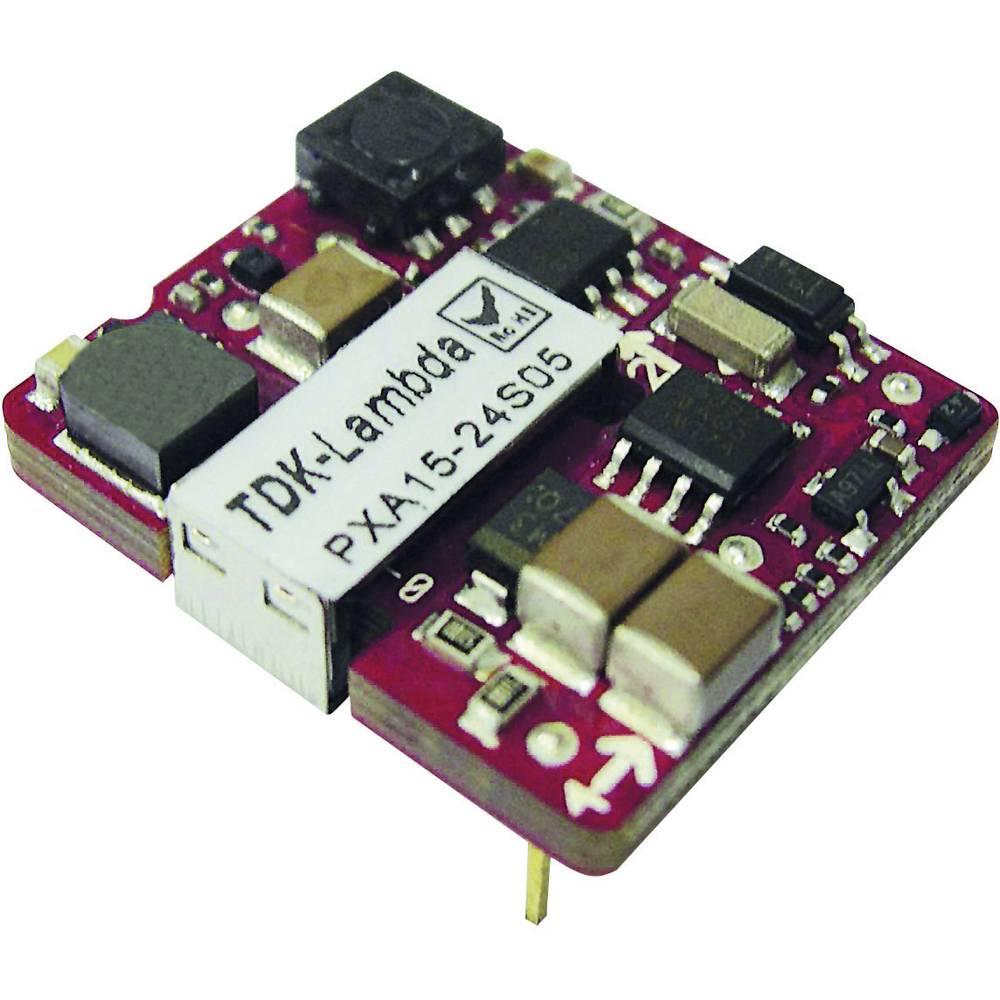 DC/DC pretvornik za tiskano vezje TDK-Lambda PXA15-48WS3P3 48 V/DC 3.3 V/DC 4 A 13.2 W št. izhodov: 1 x