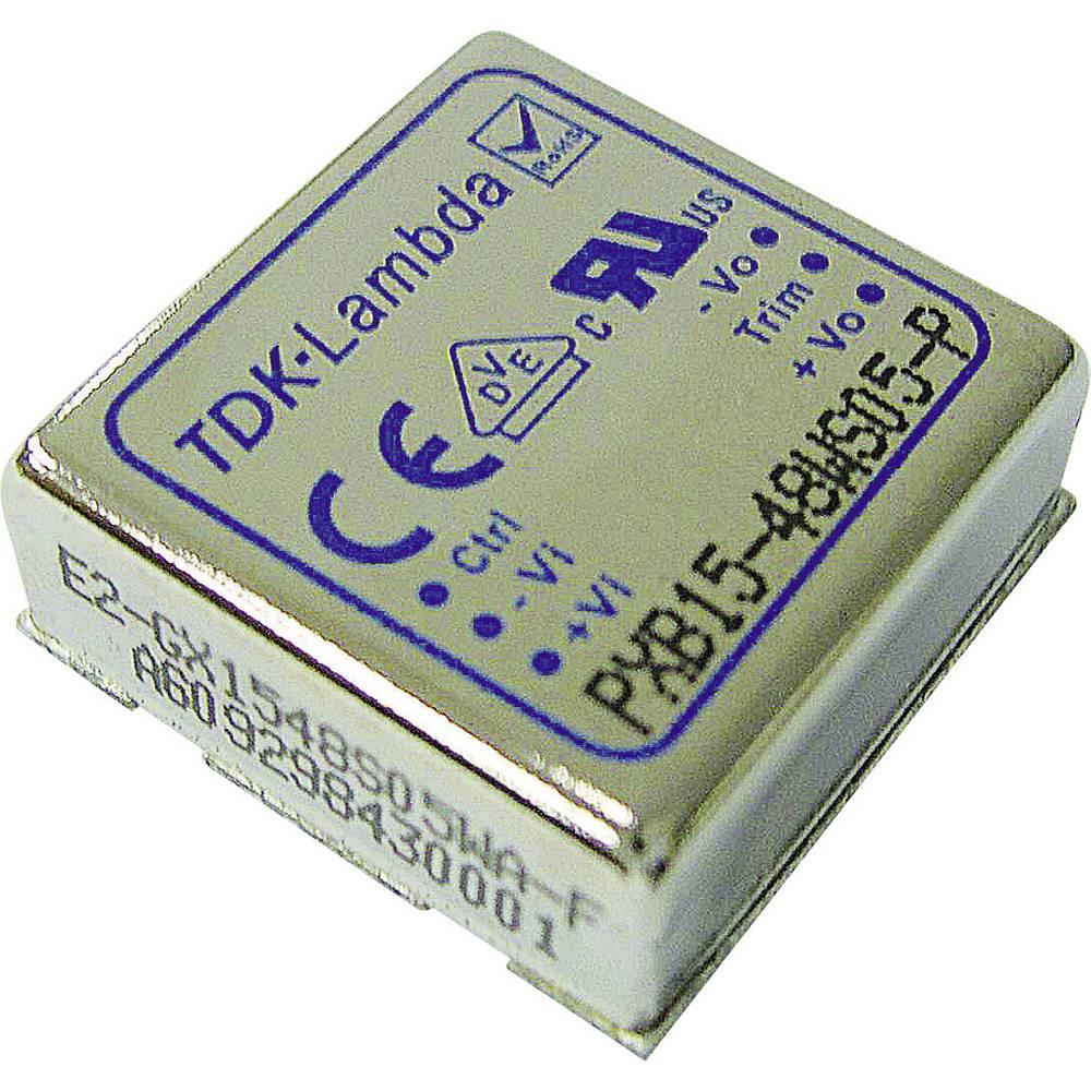 DC/DC pretvornik za tiskano vezje TDK-Lambda PXB15-24WS3P3 24 V/DC 3.3 V/DC 4 A 13.2 W št. izhodov: 1 x