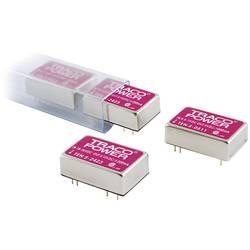 DC/DC-omformer, print TracoPower TEN 5-1223 12 V/DC 15 V/DC, -15 V/DC 200 mA 6 W
