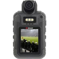 Braun Germany BCX5 Bodycam Full HD, IC način s noćnim vidom, Vodootporan