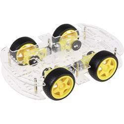 Joy-it robotski okvir za vožnju Arduino-Robot Car Kit 01