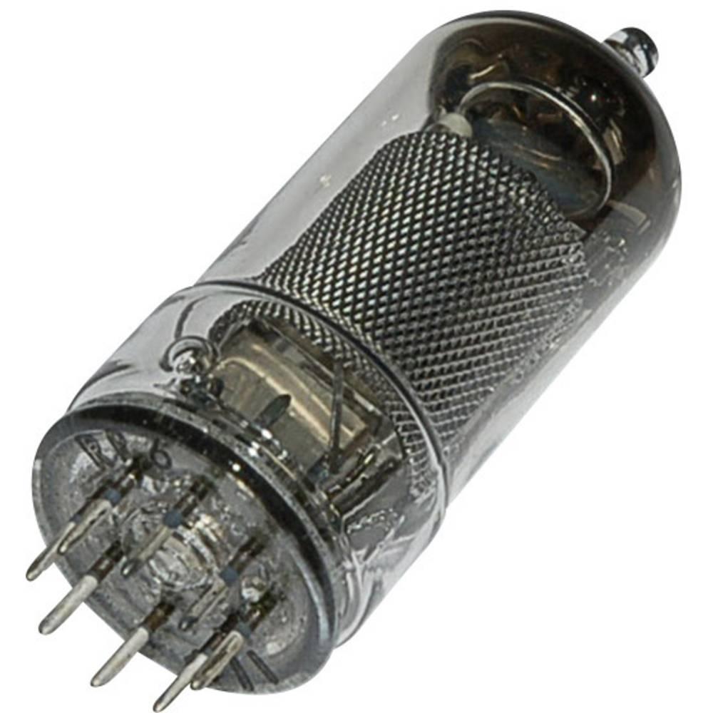 Elektronka EAF 42 dioda-pentoda 250 V 5 mA št. polov: 8 podnožje: 8 pinsko rimlock