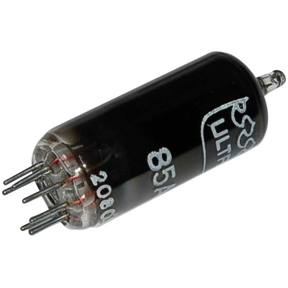 Elektronka 85 A 2 = STR 85/10 regulator napetosti 125 V 6 mA št. polov: 7 podnožje: novalno