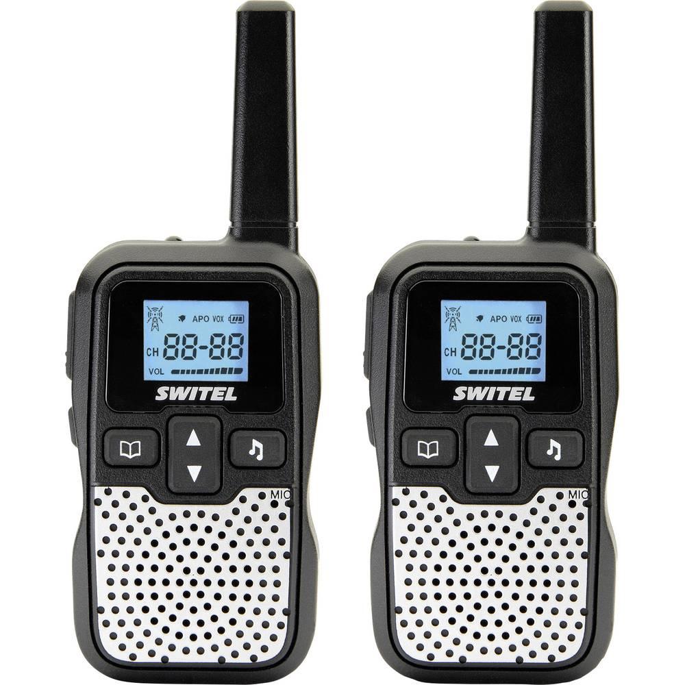 PMR-handradio Switel WTE2320 Set 2 st