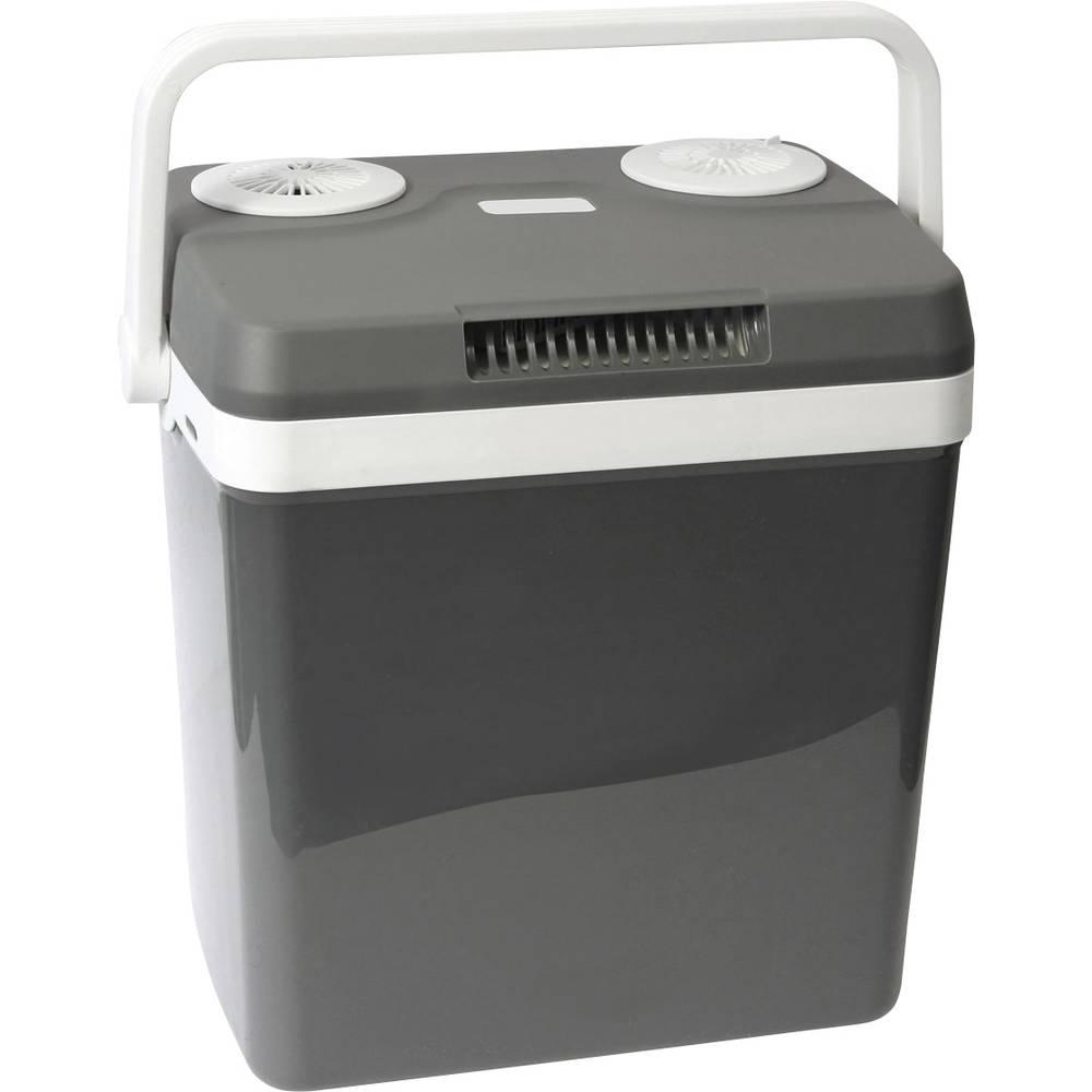 Dino KRAFTPAKET KRAFTPAKET AC/DC hladilna torba EEK: A++ (A+++ - D) termoelektrični 12 V, 230 V siva 25 l
