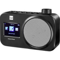 Dual IR 11 spletni prenosni radio internet internetni radio črna