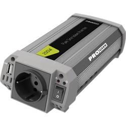ProUser Razsmernik Sinus PSI200 200 W 12 V/DC-230 V/AC, 5 V/DC