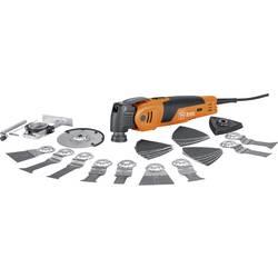 Multiverktyg Inkl. Tillbehör, Inkl. väska 33 delar 450 W Fein Supercut FSC 500 QSL 72294662000