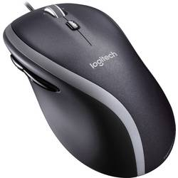 Logitech M500 USB miš Laser Crna