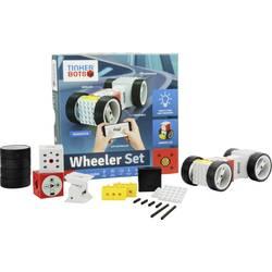 Robot byggesæt TINKERBOTS Wheeler Set 1 stk