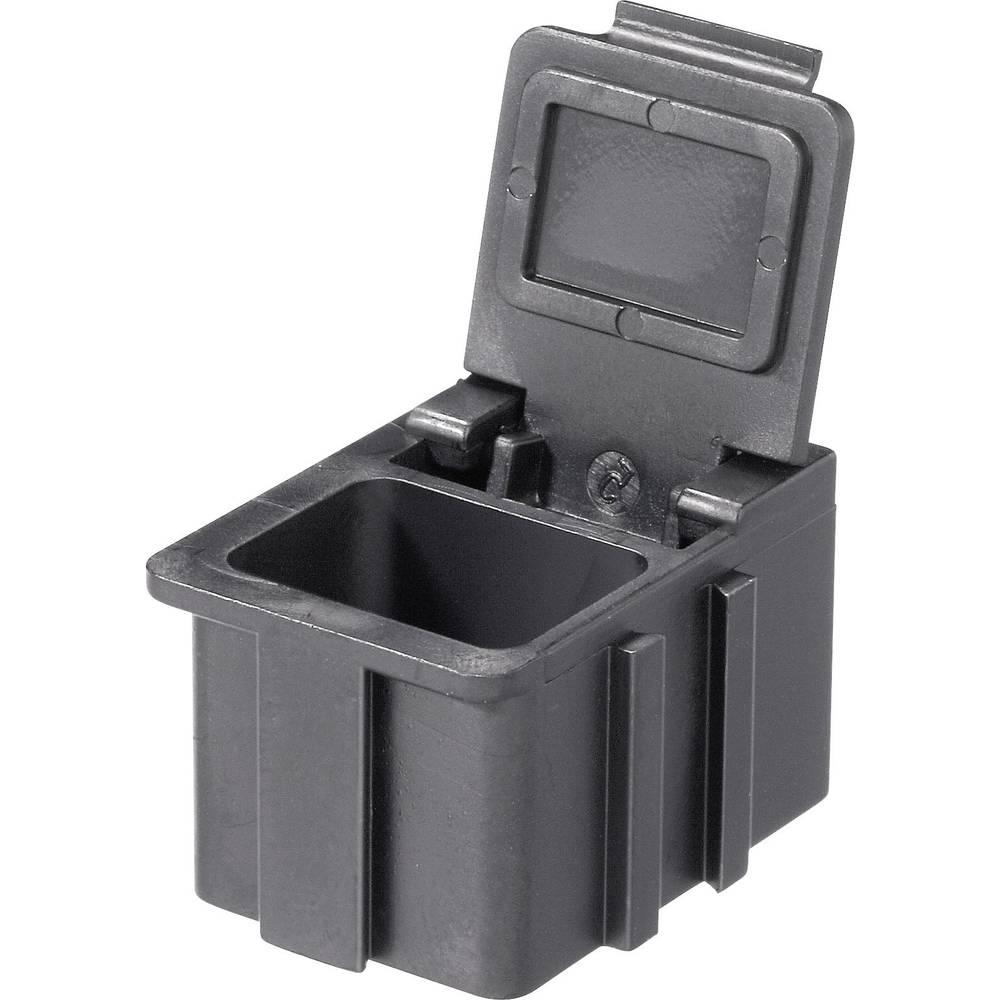 ESD-SMD škatla (D x Š x V) 16 x 12 x 15 mm prevodna Licefa