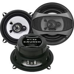 Crunch GTI-52 2-sistemski koaksialni zvočniki za vgradnjo 150 W Vsebina: 1 Par