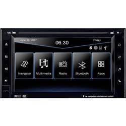 ESX VN630W Navigationsenhed, fastmontering Europa Håndfrit Bluetooth®-system, Integreret navigationssystem