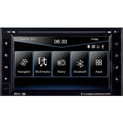 ESX VNC630W Navigationsenhed, fastmontering Europa Håndfrit Bluetooth®-system, Camper/lastbil-software