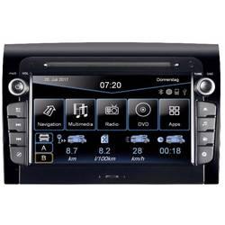 ESX VNC720-FI-DUCATO Navigationsenhed, fastmontering Håndfrit Bluetooth®-system, Camper/lastbil-software