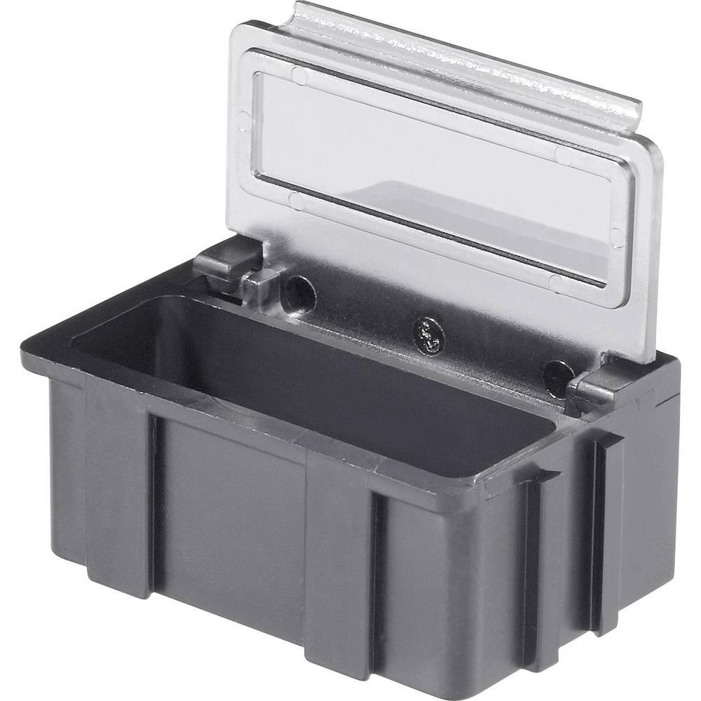 ESD-SMD škatla (D x Š x V) 37 x 12 x 15 mm prevodna Licefa