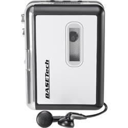 Digitalni pretvarač kazeta Basetech BT-USB-TAPE-100 uklj. slušalice