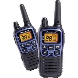 Midland XT60 C1179 pmr/lpd ročna radijska postaja 2-delni komplet