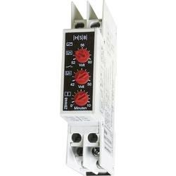 Überwachungsrelais (value.1445132) 40 - 62 V/DC 1 Wechsler (value.1345271) 1 stk HSB Industrieelektronik ZBW48 Dybdeafladning- o