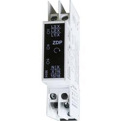 Overvågningsrelæer 295 - 465 V/AC 1 x skiftekontakt 1 stk HSB Industrieelektronik ZDPN Trefasesystem, Fasefølge, Faseudfald