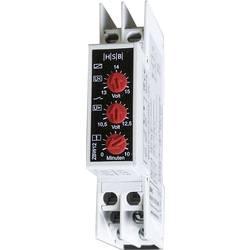 Überwachungsrelais (value.1445132) 10 - 15.5 V/DC 1 Wechsler (value.1345271) 1 stk HSB Industrieelektronik ZBW12 Dybdeafladning-