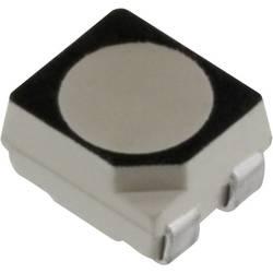 SMD-LED višebojne 3528 crvene, zelene, plave boje 600 mcd 1150 mcd 900 mcd 120 ° 20 mA 2.4 V TRU Components