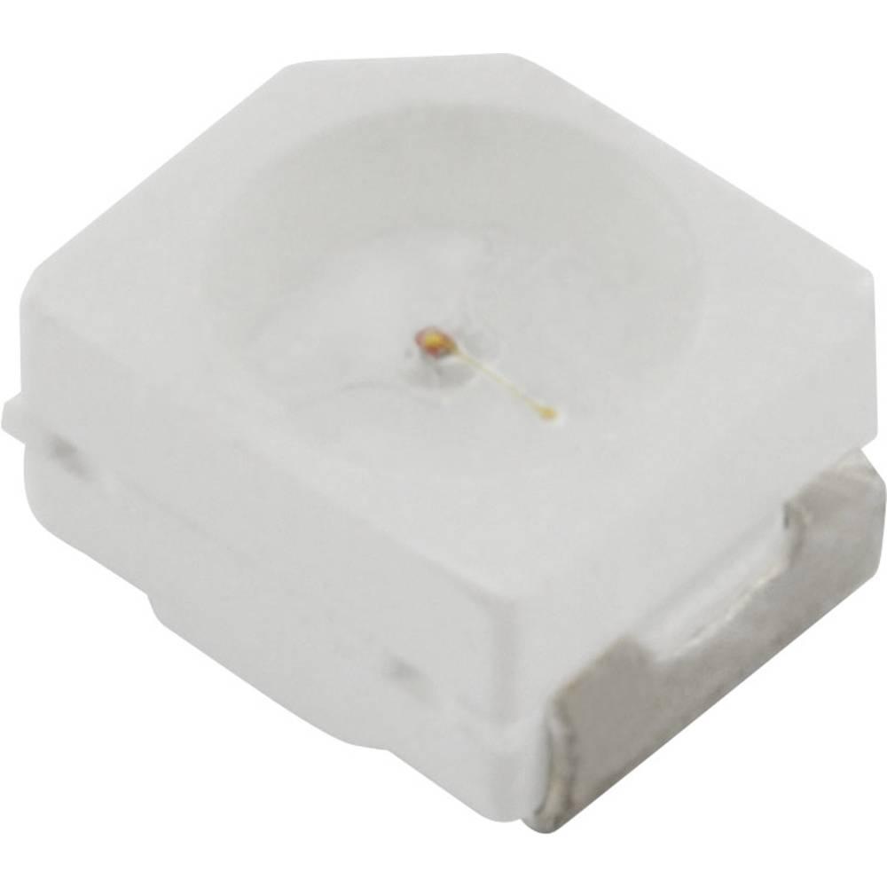 SMD-LED 3528 tople bijele boje 2150 mcd 120 ° 20 mA 3.6 V TRU Components