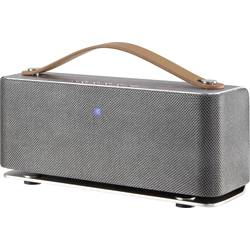 Bluetooth® zvočnik 4.0 Renkforce RockBox1 s prostoročno funkcijo, AUX srebrne barve