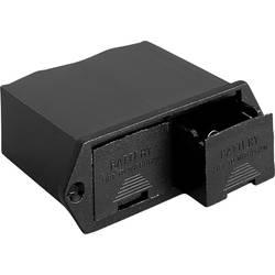 Držač za baterije 2x 9 V Block lemni priključak (D x Š x V) 57 x 85.6 x 29 mm Bulgin BX0026