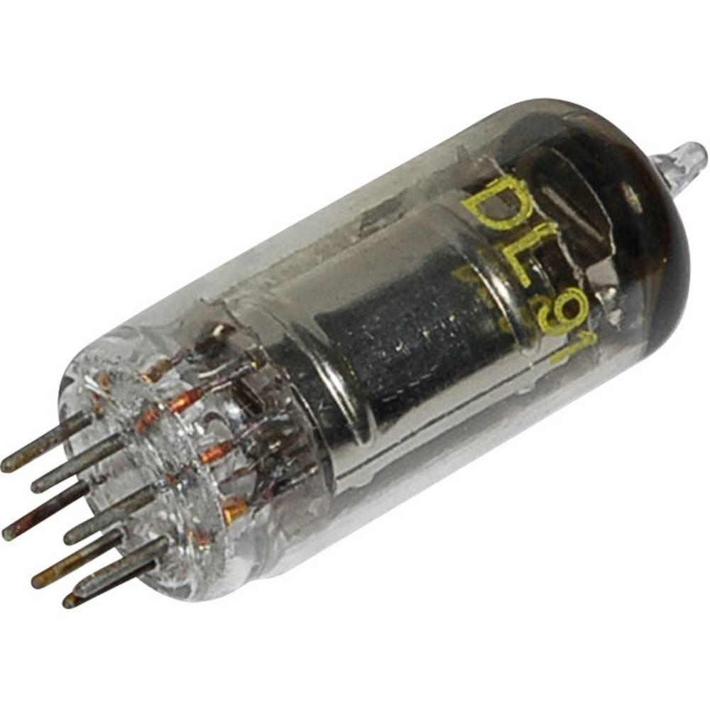 Elektronka DL 91 = 1 S 4 pentoda 45 V 3.8 mA št. polov: 7 podnožje: miniaturno