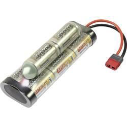 Modelbyggeri-batteripakke (NiMH) 9.6 V 3000 mAh Celletal: 8 Conrad energy Hump T-stik