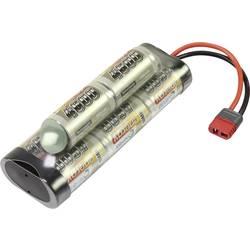 Modelbyggeri-batteripakke (NiMH) 9.6 V 4600 mAh Celletal: 8 Conrad energy Hump T-stik
