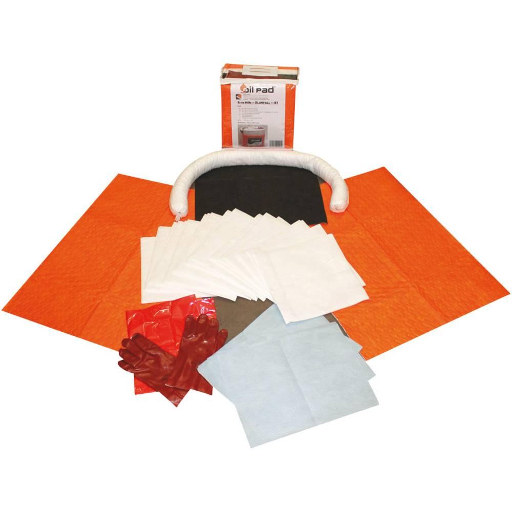Olieuheld-sæt Oil Pad Erste Hilfe Set 24016 (L x B x H) 32 x 32 x 15 cm