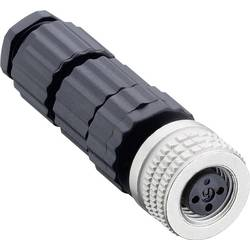 Pričvrsni M8 utični konektor za senzore (MiniQuick) Hirschmann ELKA 3008 V izvedba (opća upotreba) utičnica za instalaciju (prom