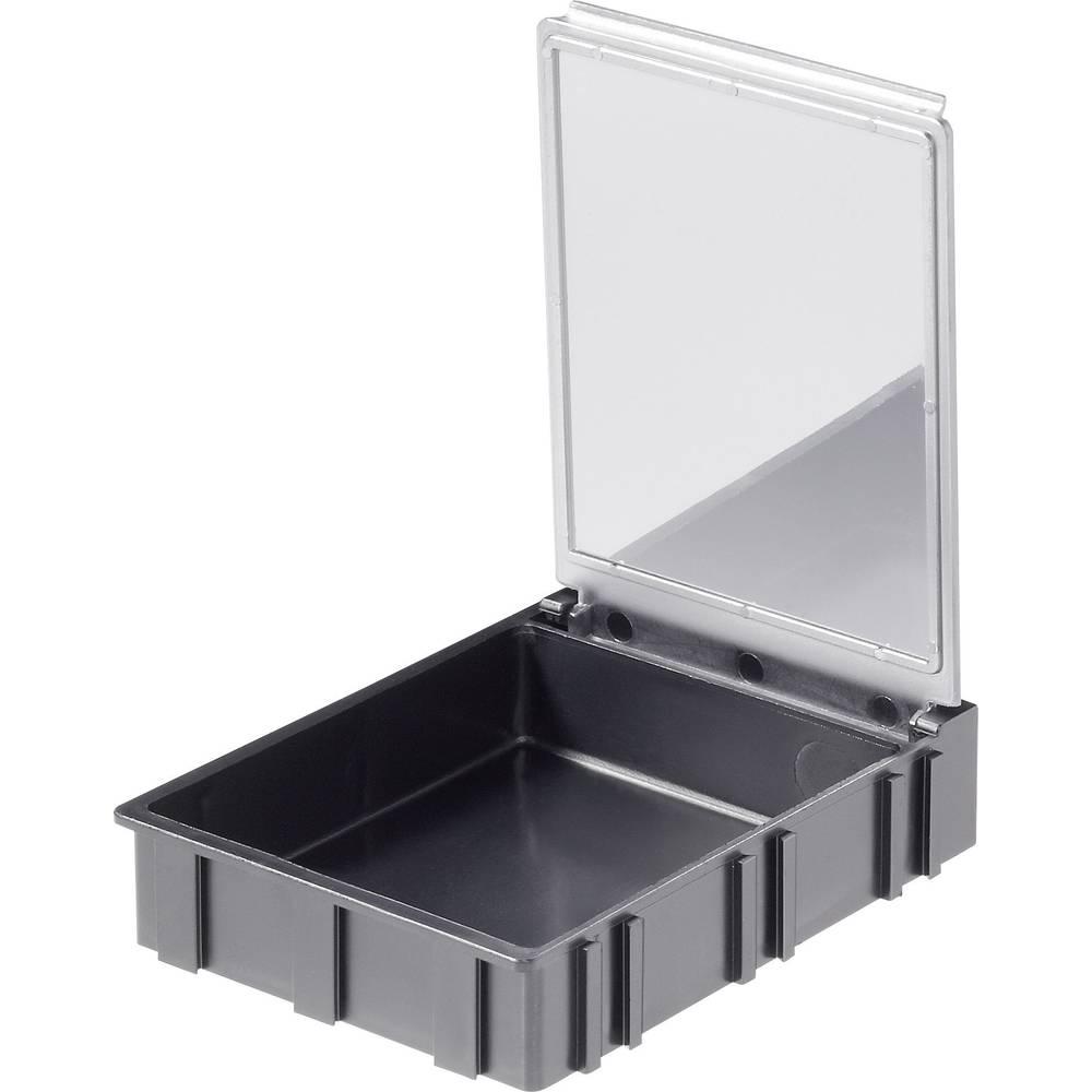 ESD-SMD škatla (D x Š x V) 68 x 57 x 15 mm prevodna Licefa