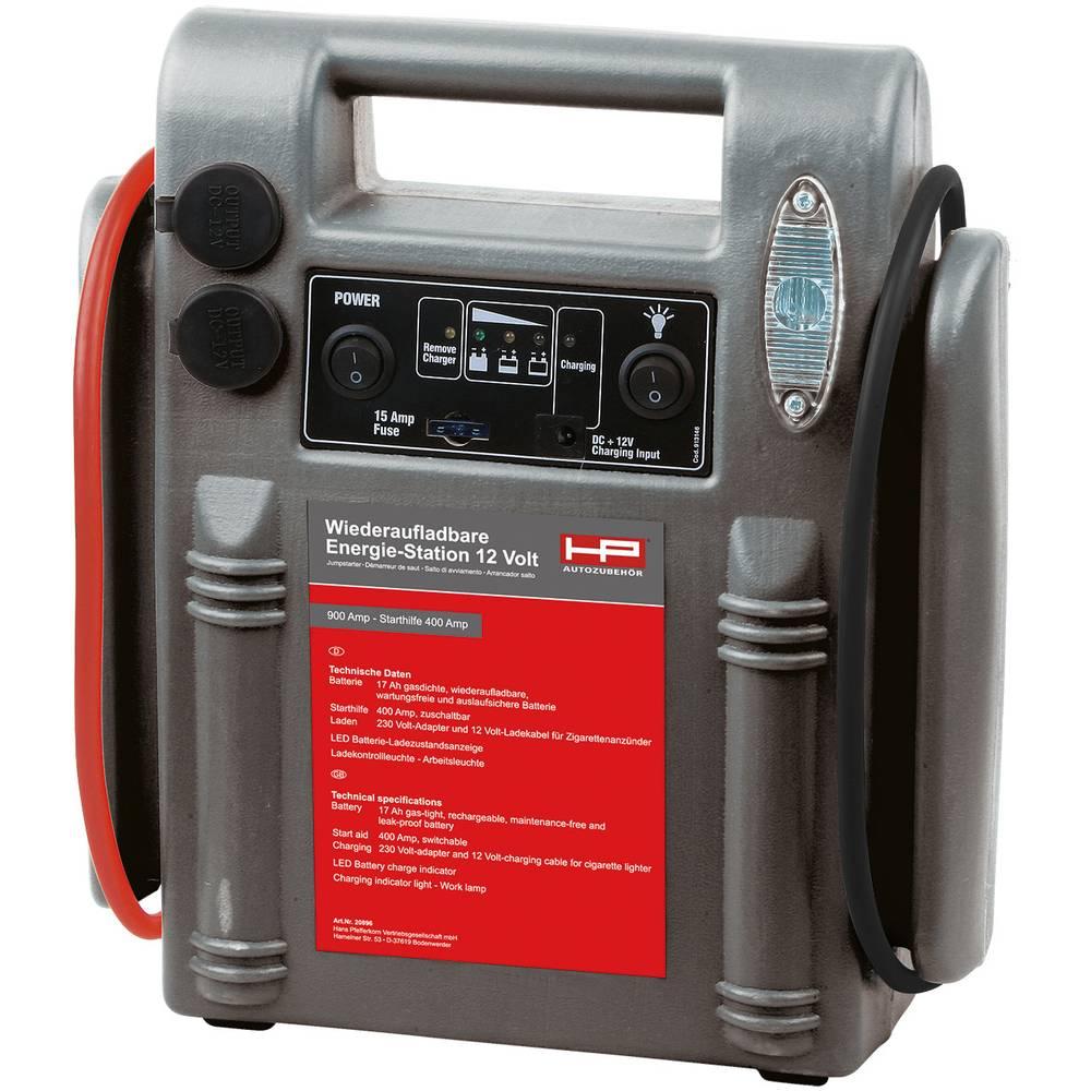 HP Autozubehör sistem za hitri zagon 20896 zaganjalni tok (12 V)=400 A