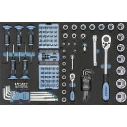 Hazet 163-466/106 Set alata Uklj. umetak od pjene 106-dijelni