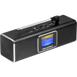 Bluetooth-högtalare Technaxx Musicman BT-X29 AUX, FM Radio, Högtalartelefonfunktion, USB Svart