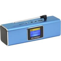 Bluetooth-högtalare Technaxx Musicman BT-X29 AUX, FM Radio, Högtalartelefonfunktion, USB Blå