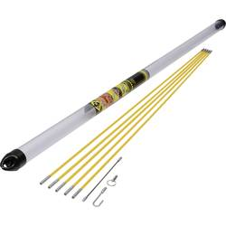 MightyRod PRO Starter kabeldragstänger-set 5 m C.K. MightyRod PRO 6 mm 5 m 1 set
