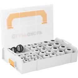 Kabelforskruning sortiment LappKabel SKINTOP® L-BOXX MINI CLICK Polyamid Sølvgrå (RAL 7001) 1 Set