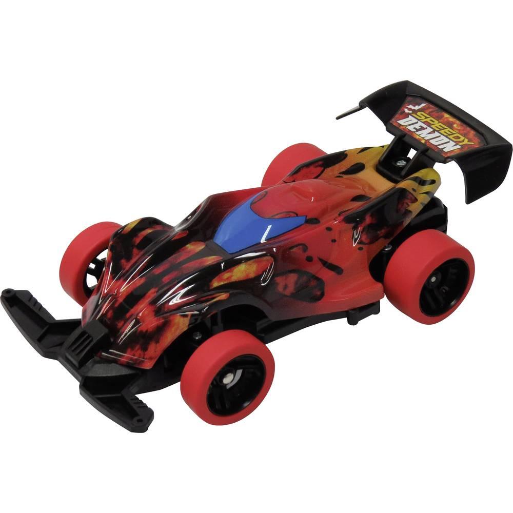 Basetech Speedy Demon Brushed 1:24 model avtomobila na daljinsko vodenje Buggy na zadnji pogon RtR 2,4 GHz